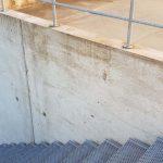 facade rens, trappe sidevæg