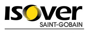 Professionel tagrenovation, isover logo