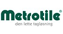 Professionel tagrenovation, metrotile logo